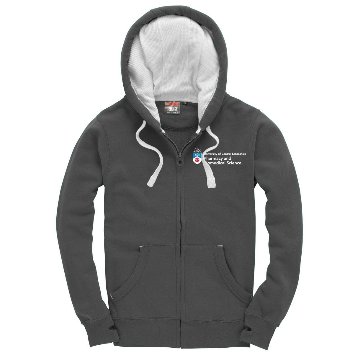 Ultra Soft Feel Hooded Top  - Pharmacy and biomedical sciences